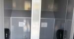 luxusní mobilní toalety interiér kabiny XXL, pronájem Štefek