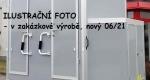 sanitární přívěs S, nejmenší, ilustrační foto, pronájem Štefek